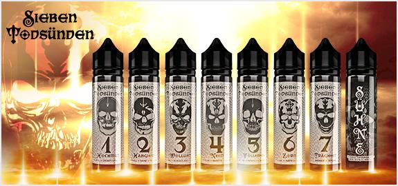 7 Todsünden Aroma