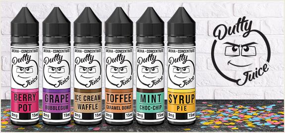 Dutty Juice Aroma
