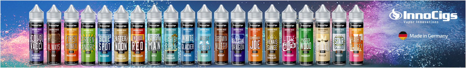 InnoCigs Shake and Vape Liquid