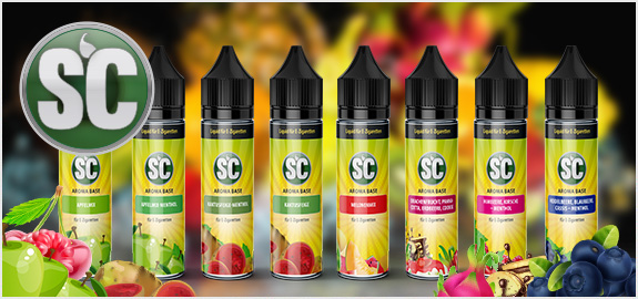 SC Shake and Vape Liquid