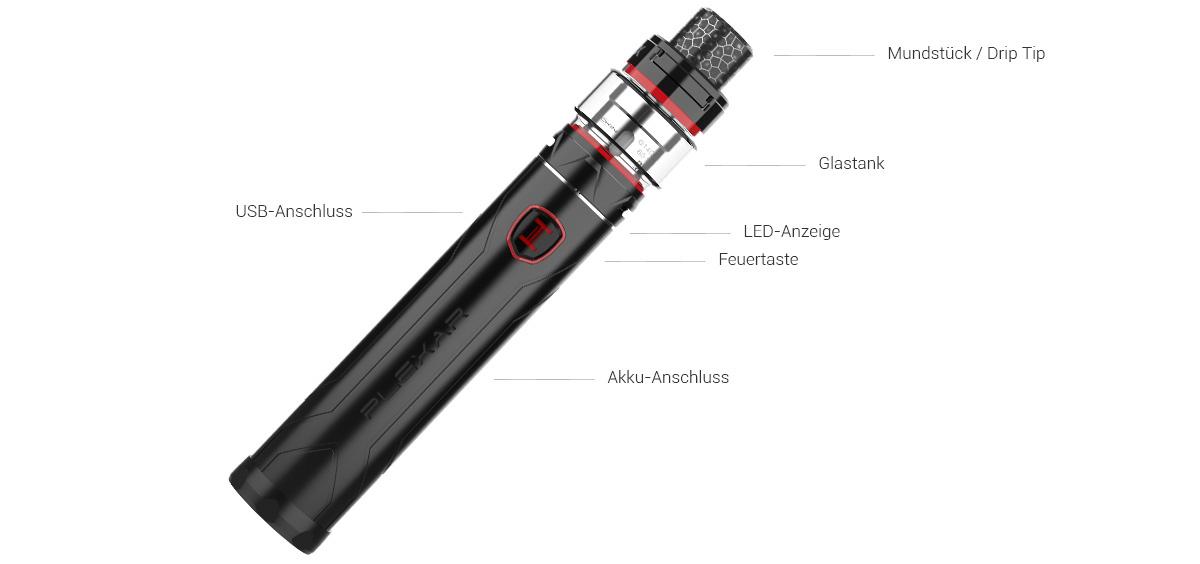 Innokin Plexar E-Zigarette