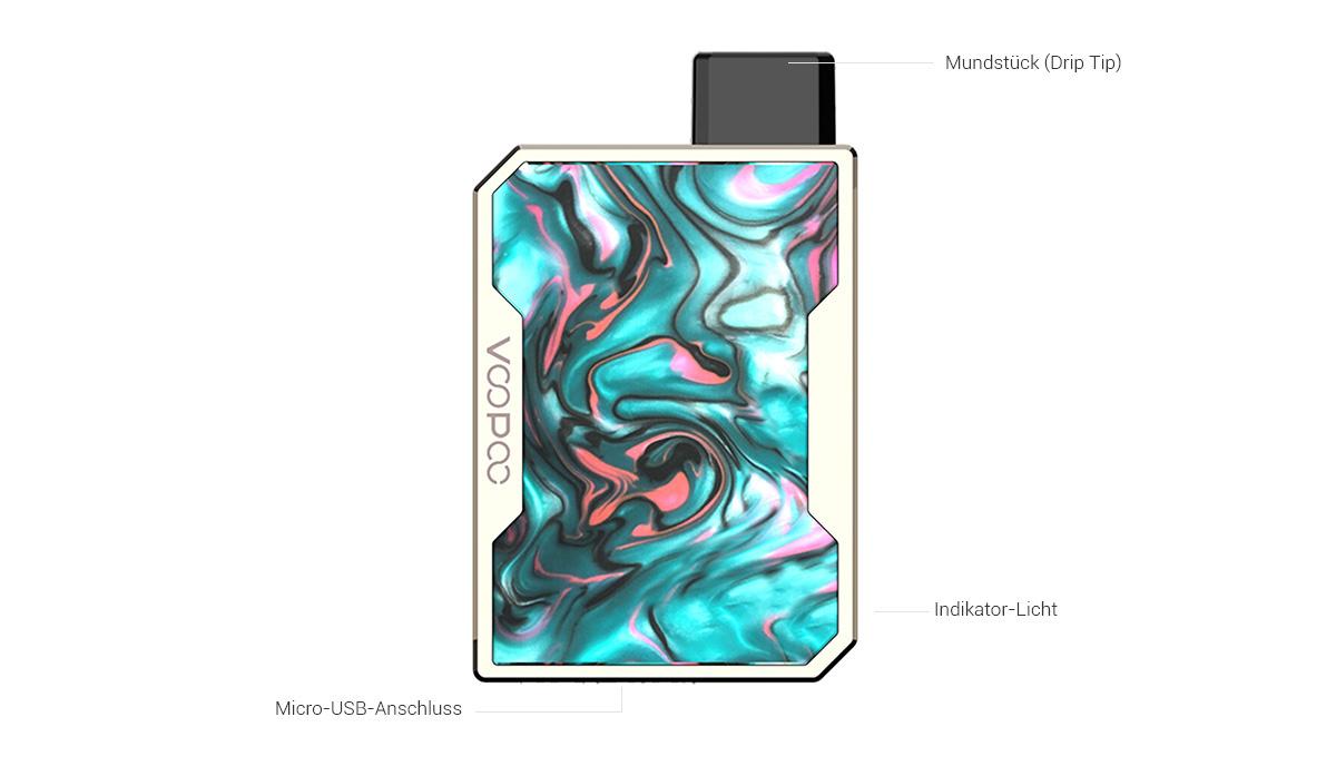 VooPoo Drag Nano E-Zigaretten Set