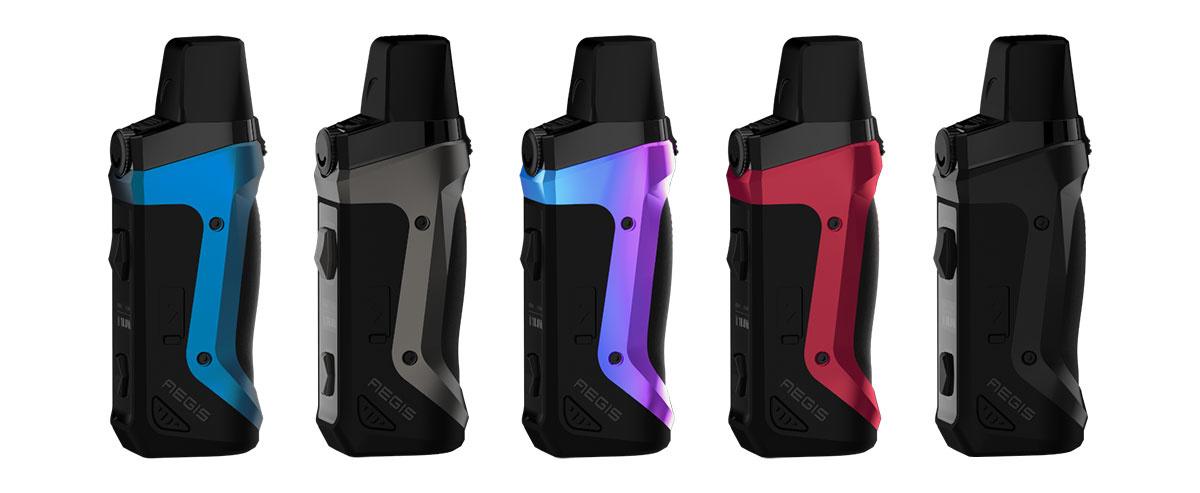 GeekVape Aegis Boost E-Zigaretten Set