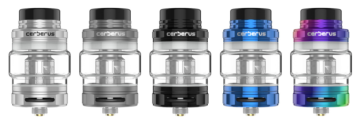 GeekVape Cerberus Clearomizer Set