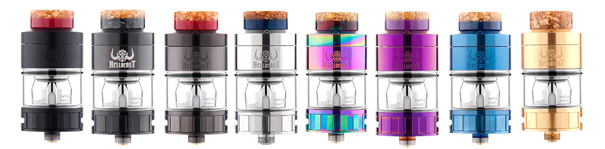 HellVape Hellbeast Clearomizer Set
