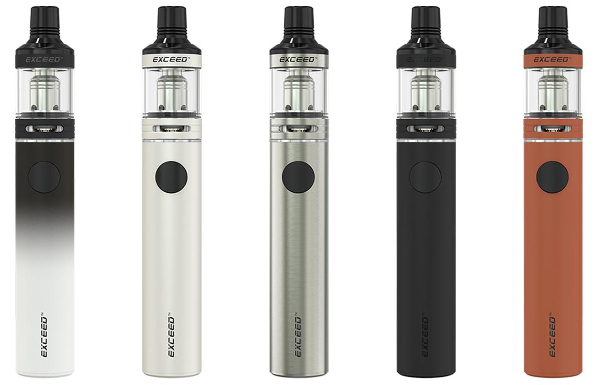 InnoCigs Joyetech Exceed D19 E-Zigaretten Set