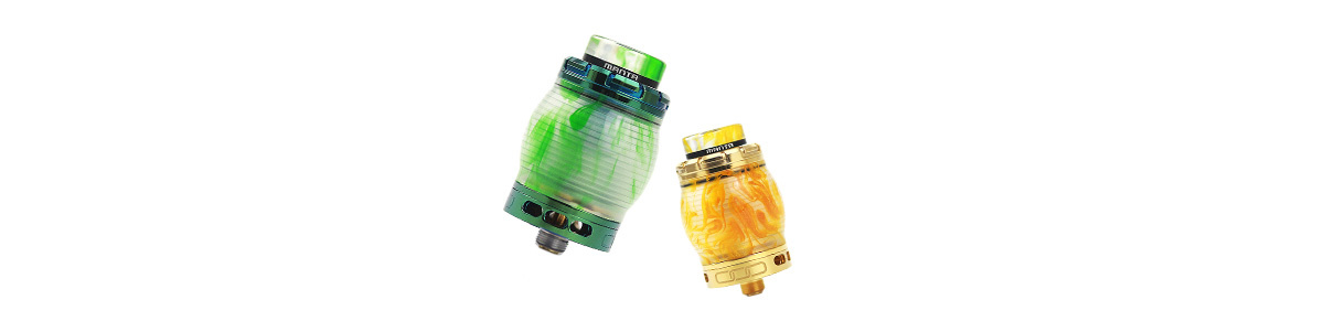 Advken Manta RTA Clearomizer Set