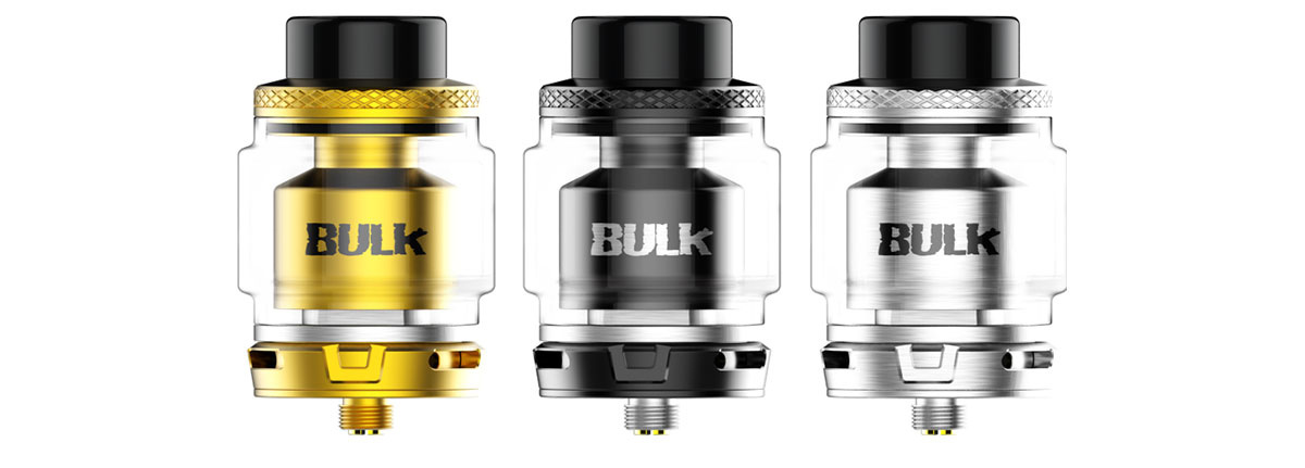 Oumier Bulk RTA Clearomizer Set