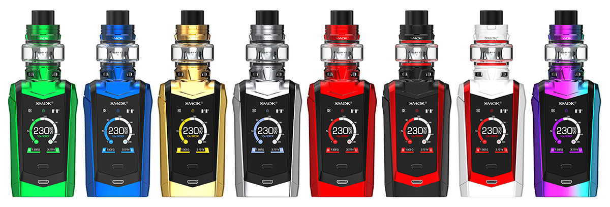 Smok Species E-Zigaretten Set