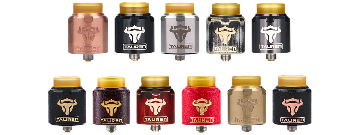ThunderHead Creations Tauren RDA
