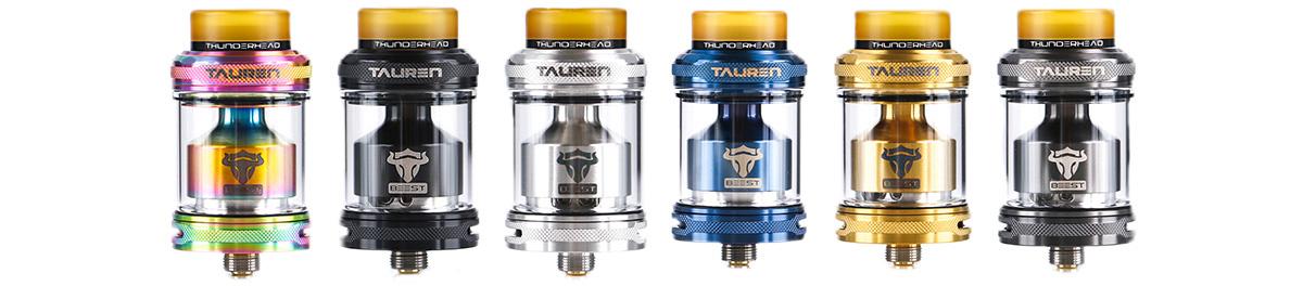 ThunderHead Creations Tauren RTA