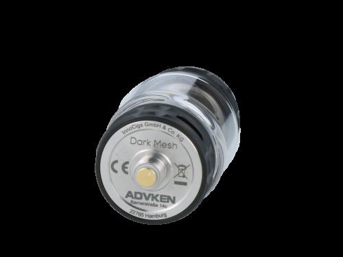Advken Dark Mesh Clearomizer Set