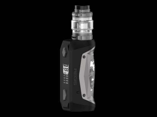 GeekVape Aegis Solo mit Cerberus E-Zigaretten Set