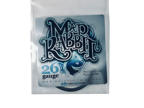 Mad Rabbit Subohm-Wickeldraht 6m