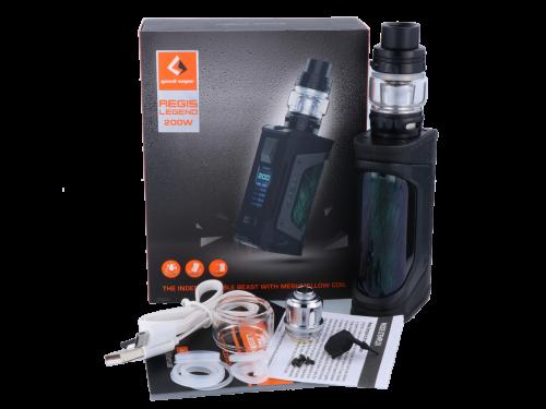 Geekvape Aegis Legend mit Alpha E-Zigaretten Set