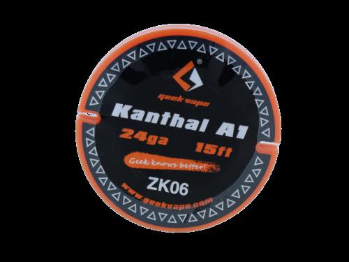 GeekVape Kanthal KA1 24 GA Wickeldraht 9m
