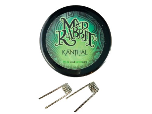 Mad Rabbit Fused Clapton Coils 0,45 Ohm (10 Stück pro Packung)