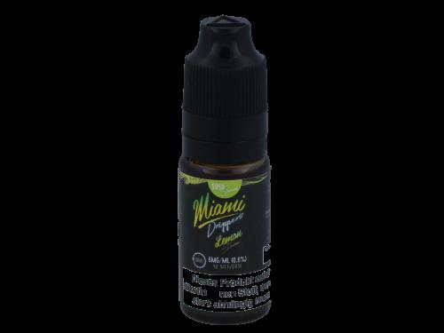 Miami Drippers - Lemon E11even - E-Zigaretten Liquid