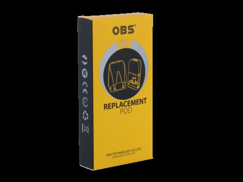 OBS Land Pod mit 1,4 Ohm Head (3 Stück pro Packung)