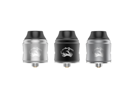 OBS Cheetah 3 RDA Clearomizer Set