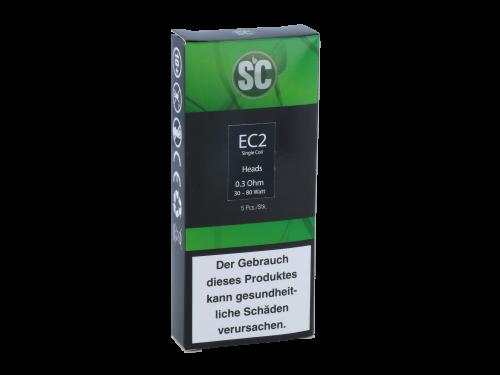 SC EC2 Heads (5 Stück pro Packung)