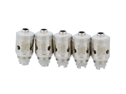 SC GS Air S Heads 1,6 Ohm (5 Stück pro Packung)