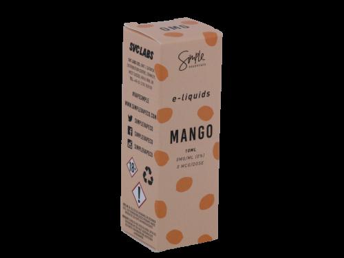 Simple Essentials - Mango - E-Zigaretten Liquid