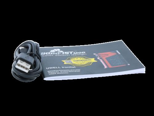 Uwell Ironfist 200 Watt