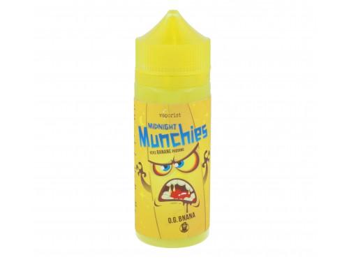 Vaporist - Midnight Munchies - O.G. BNANA - 100ml - 0mg