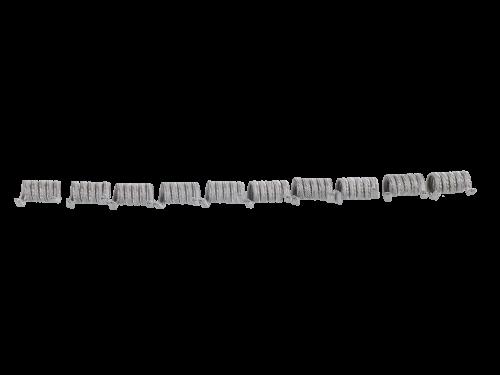 Wismec Guillotine V2 Clapton Coils 0,28 Ohm (10 Stück pro Packung)