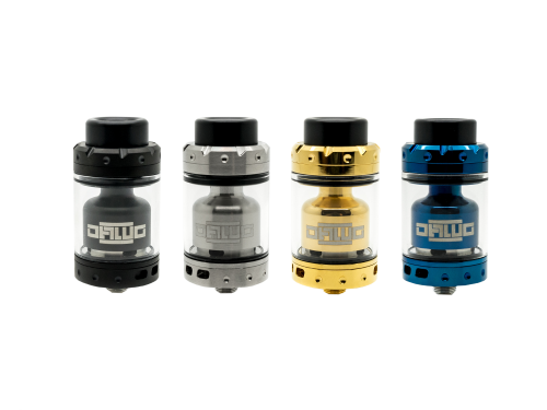 AsMODus X VapersMD Dawg RTA Clearomizer Set