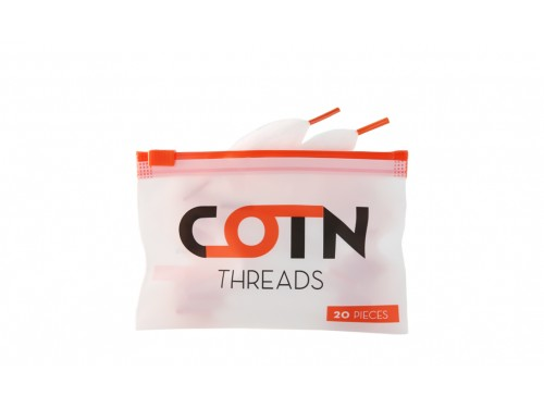 COTN Threads Watte (20 Stück pro Packung)
