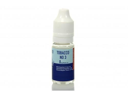 """Erste Sahne """"Tobacco No. 3"""" - E-Zigaretten Liquid"""