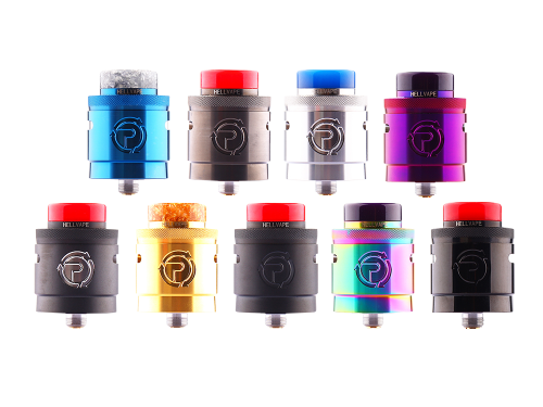 HellVape Passage RDA Clearomizer Set