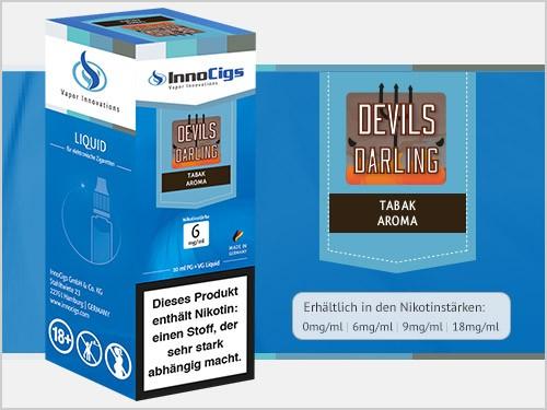 Devils Darling Tabak Aroma - Liquid für E-Zigaretten