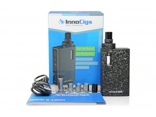 InnoCigs eGrip 2 Light E-Zigaretten Set