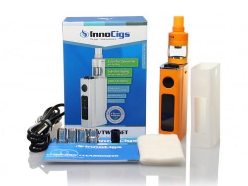 InnoCigs eVic VTwo E-Zigaretten Set