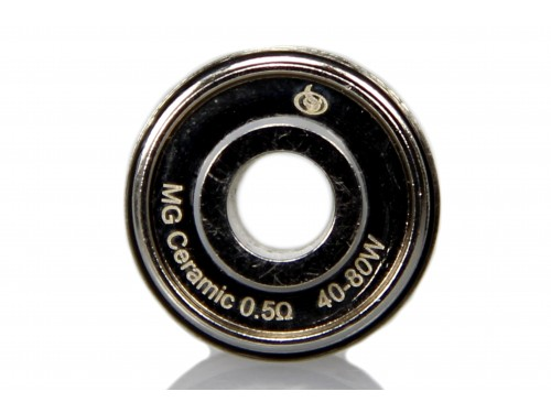 InnoCigs MG Ceramic Heads 0,5 Ohm (5 Stück pro Packung)