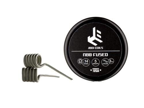JBOI N80 Fused Coil 0,14 Ohm (2 Stück pro Packung)