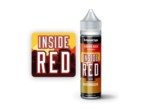 InnoCigs - Inside Red - 0mg/ml 50ml
