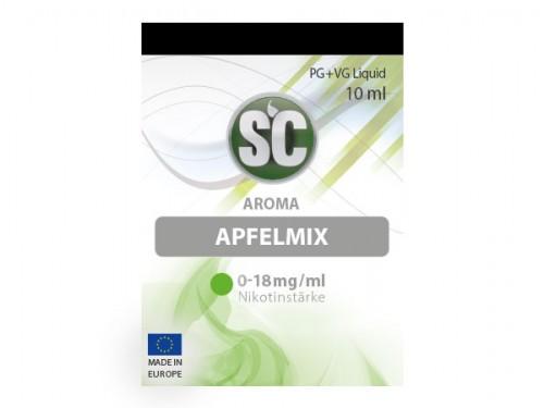 Apfelmix E-Zigaretten Liquid