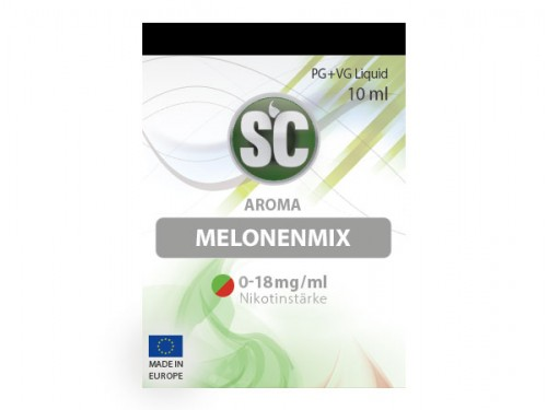 Melonenmix E-Zigaretten Liquid