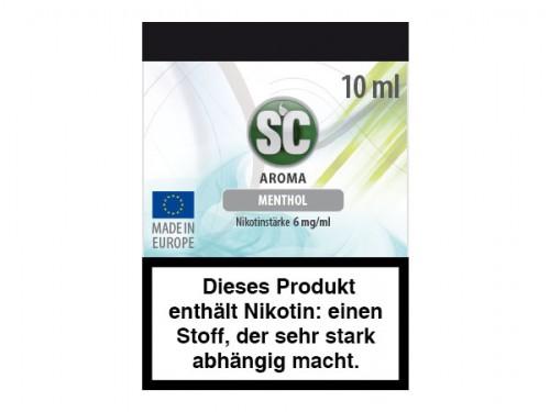 Menthol E-Zigaretten Liquid