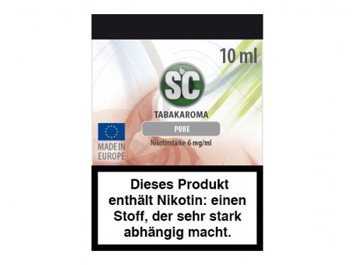 Pure Tabakaroma E-Zigaretten Liquid