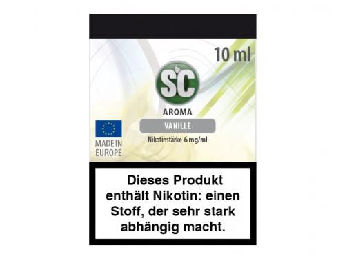 Vanille E-Zigaretten Liquid