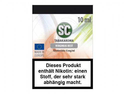 Virginas Best  Tabak E-Zigaretten Liquid