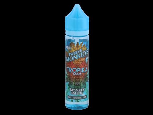 Twelve Monkeys - Tropika Iced 0 mg/ml 50ml