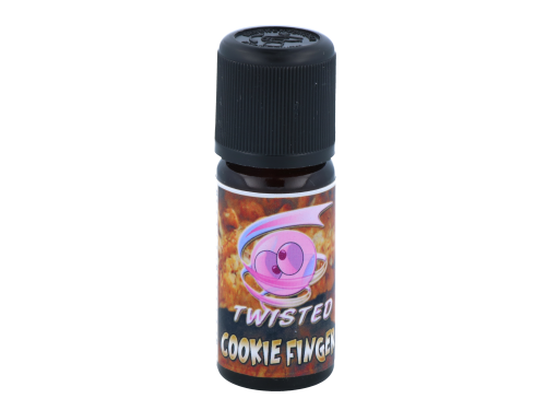 Twisted - Twisted Aroma - Cookie Finger - 10ml