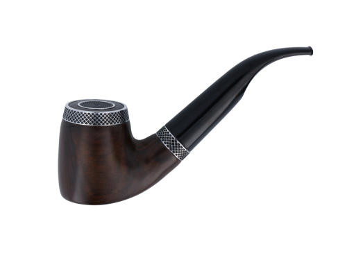 Kit pipe électronique vPipe III Ebony de VapeOnly