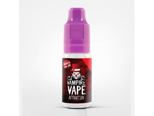 Vampire Vape Attraction - E-Zigaretten Liquid